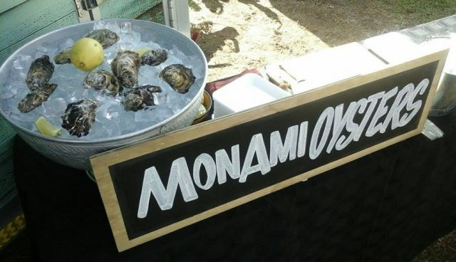 Mon Ami Oysters